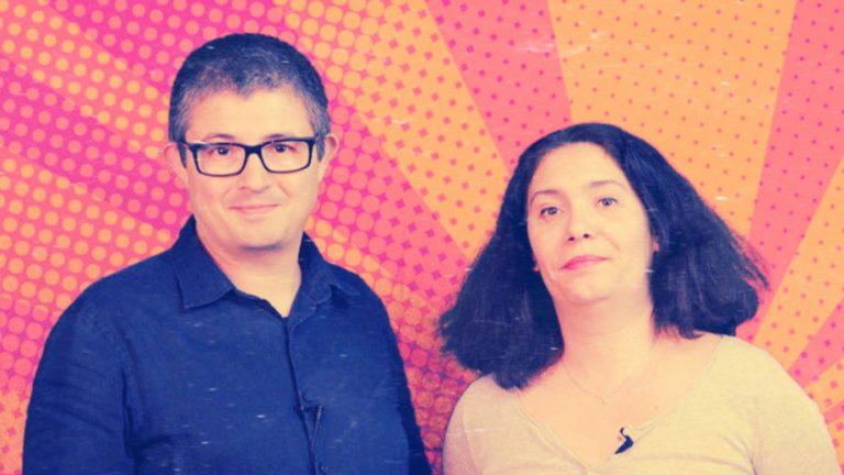 Karine Zaouia et Michel Zaouia, Cofondateurs