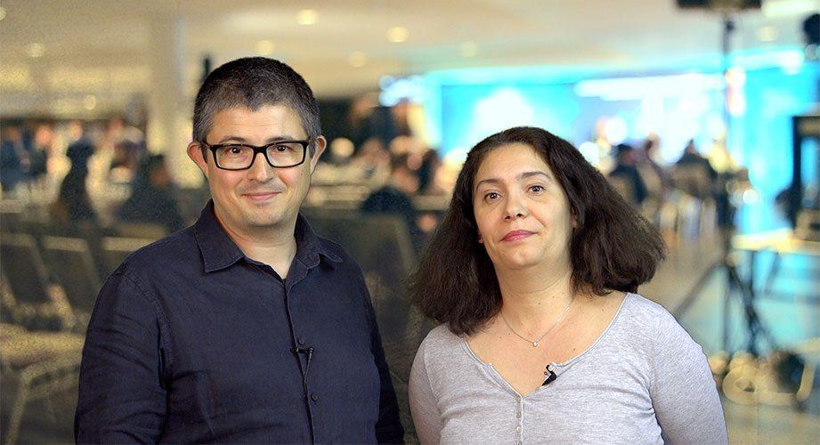 Michel Zaouia et Karine Zaouia, A VOUS LE DIRECT