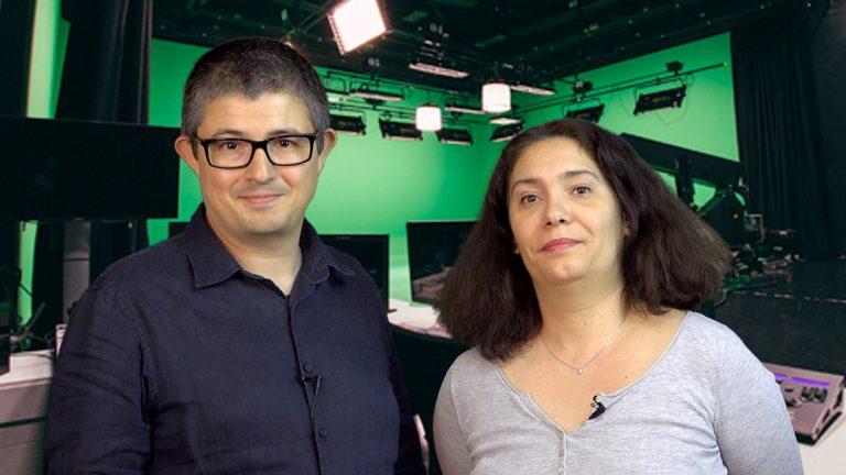 Karine et Michel